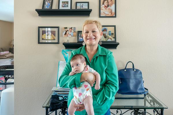 Judy Babysitting Alex